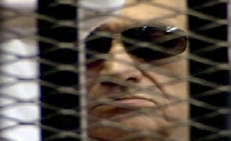 Les « fonds publics » se réconcilient avec Moubarak contre 20M LE | Égypt-actus | Scoop.it