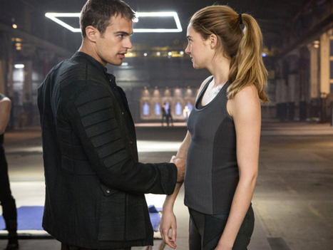 Facebook Launches Video-Ad Test with 'Divergent' Teasers from Lionsgate's Summit | Digital Cinema - Transmedia | Scoop.it