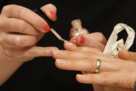 Breathable nail polish a surprise hit with Muslims | Strange days indeed... | Scoop.it