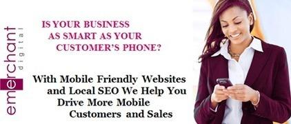 e-Merchant Digital Solutions Pvt. Ltd: Mobile Site Development - Drive Mobile customers and Sales | Digital Marketing | Scoop.it