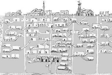 Derinkuyu, Turkey | Abandoned Houses | Scoop.it