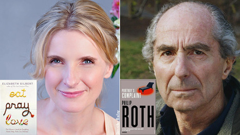 Roth's Complaint: Elizabeth Gilbert Takes On Philip Roth - Bookish | Developing Creativity | Scoop.it
