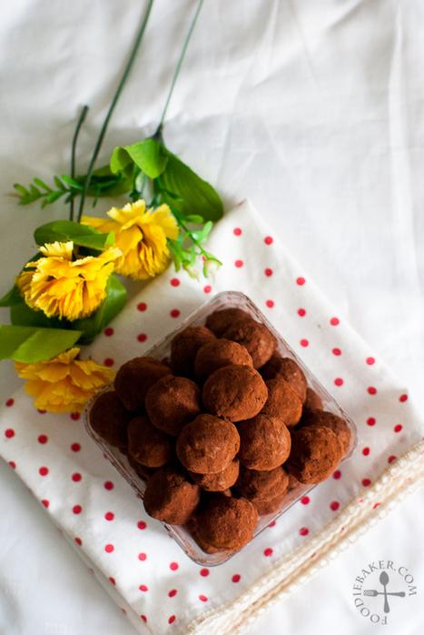 "#Desserts #Recipe / No-Bake Baileys Wafer ""Truffles"" + 2013 Reflection | Baking. | Scoop.it"