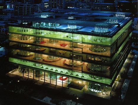Le lauréat du prix Pritzker 2013 est l'architecte japonais Toyo Ito | The Architecture of the City | Scoop.it