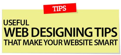 Useful Web Designing Tips for Beginners   Designing   Scoop.it