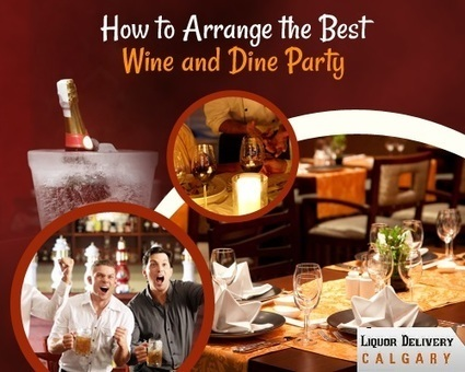 Spice Up Your Home Dinner Party With Food Delivery Calgary | Know about Food, Wine, Liquor and Beverages | Scoop.it