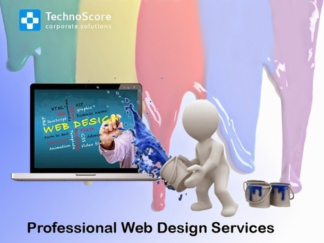 Maximize Customer Reach with Custom Web Design Services at Affordable Prices ~ TechnoScore | Development & Conversion Services | Scoop.it