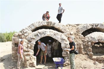 Roman bath found in Mersin's ancient city   archaeology   Scoop.it