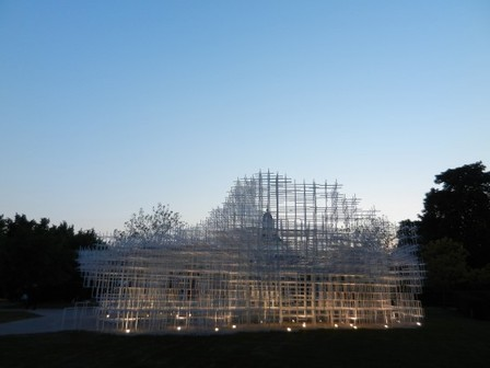 Serpentine Pavilion / Sou Fujimoto | Art in the age of the internet | Scoop.it