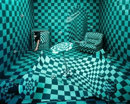These Surreal Interiors Were Truly Created Sans Photoshop | Photography | Scoop.it
