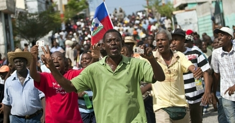 5 Years After Haiti Earthquake, The Sad State of Democracy and Human Rights | HAITI RECONSTRUCTION MAGAZINE | Scoop.it