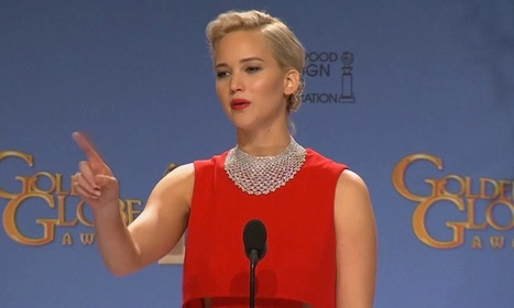 Was Jennifer Lawrence right about smartphone etiquette? | News for IELTS + Class Discussion | Scoop.it