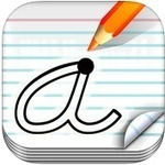 School Writing - An iPad App for Customized Handwriting Lessons | iPad classroom | Scoop.it