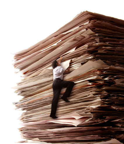 The paperless office arrived, and no one noticed | snarfed.org | Document Retention | Scoop.it
