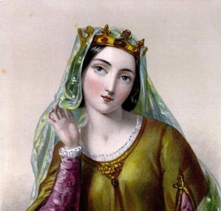 Isabelle d'Angoulême, épouse de Jean Sans Terre | Florilège médiéval | Scoop.it