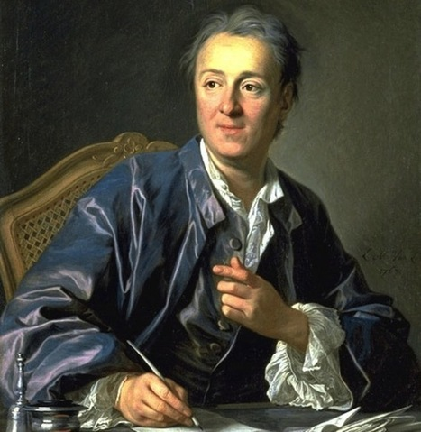 Denis Diderot and science: Enlightenment to modernity - The Conversation   ENCCRE   Scoop.it