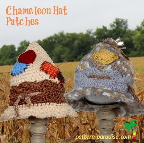FREE Crochet Pattern - Patches - Pattern Paradise | FREE Crochet Patterns | Scoop.it
