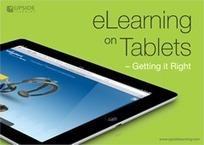FREE eBook | eLearning On Tablets - Getting It Right | Ict4champions | Scoop.it