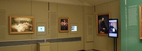 Το πρώτο ψηφιακό μουσείο τέχνης στην Ελλάδα σ' ένα ορεινό χωριό της Λέσβου, τα Χύδηρα | ICT in Education | Scoop.it