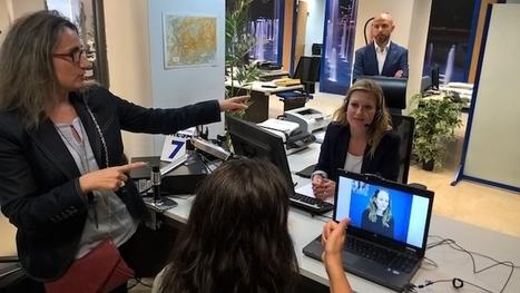 Un sistema pionero de videoconferencia para atender a personas sordas — Alicante Press   Smart Water   Scoop.it