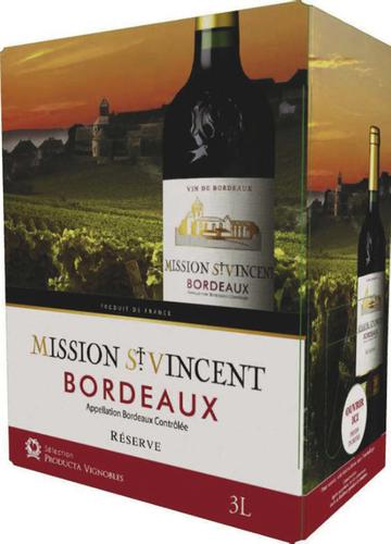 Vins : Mission St Vincent adopte le Bib® au format frigo. | Vos Clés de la Cave | Scoop.it