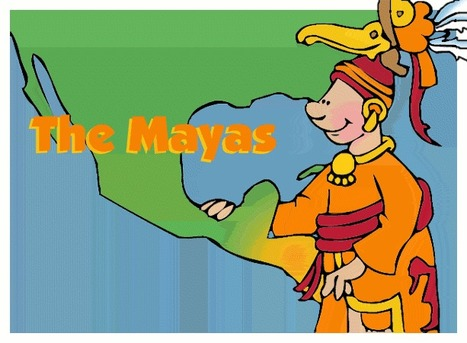 The Ancient Maya Empire for Kids - The Mayas | Ancient Civilizations | Scoop.it