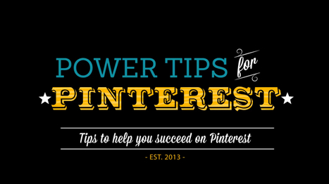 5 Ways Pinterest Can Help Your Small Business | His Design | Small Business Marketing | Scoop.it