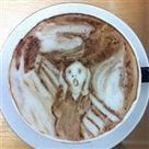 12 Coolest Pieces of Latte Art | Strange days indeed... | Scoop.it