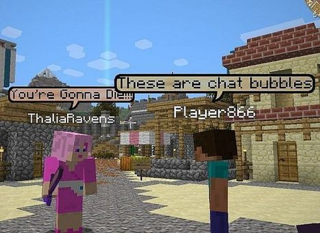 Chat Bubbles Mod Minecraft 1.6.4/1.6.2/1.5.2 | Minecraft EON | cool stuff from research | Scoop.it