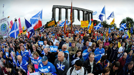 Scottish independence issue reminds of solidarity - RT (blog) | real utopias | Scoop.it