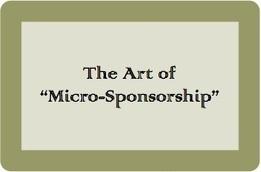"Career Tip: The Art of ""Micro-Sponsorship"" | Career Management and Leadership | Scoop.it"
