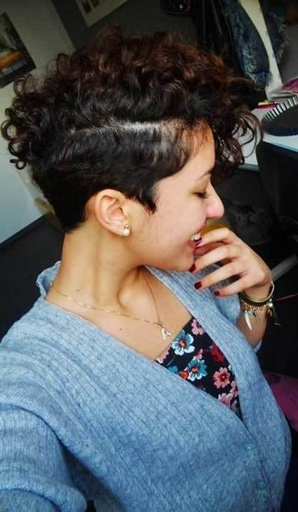 20 Hairstyle Ideas for Curly Hair - Lovely Short Hairstyles | Hair Care & Hairstyles | Scoop.it