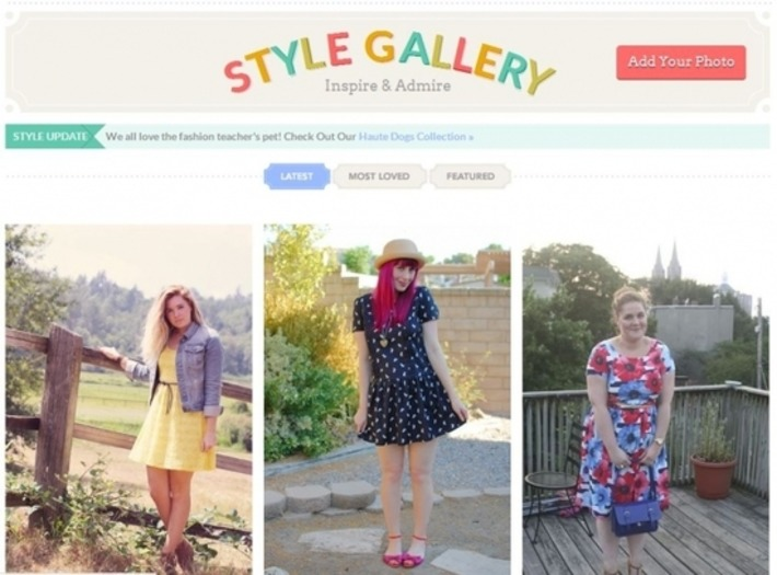 ModCloth Hits $100 Million In Revenue, Gives Social All The Credit | Consumption Junction | Scoop.it