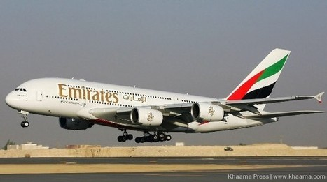 Emirates Airline starts flights to capital Kabul | U.S. - Afghanistan Partnership | Scoop.it