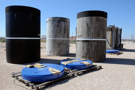 Quarrels Continue Over Repository for Nuclear Waste | Sustain Our Earth | Scoop.it