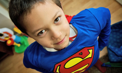 Kids know if they're 'super' by age 5 - Futurity | Science | Scoop.it