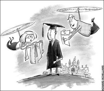 The Effects of Helicopter Parents - Private Tutoring and Test Prep - Educational Connections | Coaching | Scoop.it