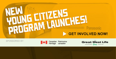 Canada's History - Young Citizens | HCS Learning Commons Newsletter | Scoop.it
