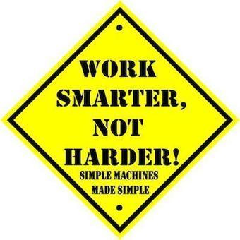6 façons de travailler plus intelligemment en 2014 | L'espace candidat | Scoop.it