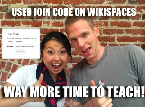 Free Technology for Teachers: Now Your Students Can Join Your Wikispaces Wikis Through Class Codes | fle&didaktike | Scoop.it