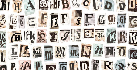 Our 50 Favorite Fonts so far in 2013 | Desing | Scoop.it