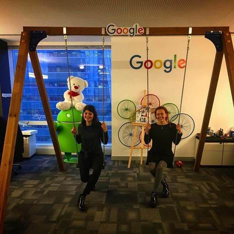 Search in Pics: Google swing set, bike trailer & goggles | News from the market | Scoop.it