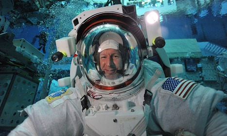 First British man in space: 'We phone people because it's just so cool' - The Guardian | Education at SMC | Scoop.it