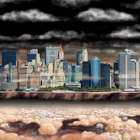 Here's What NYC Would Look Like on Other Planets | Sci-Fi Chronicle | Scoop.it