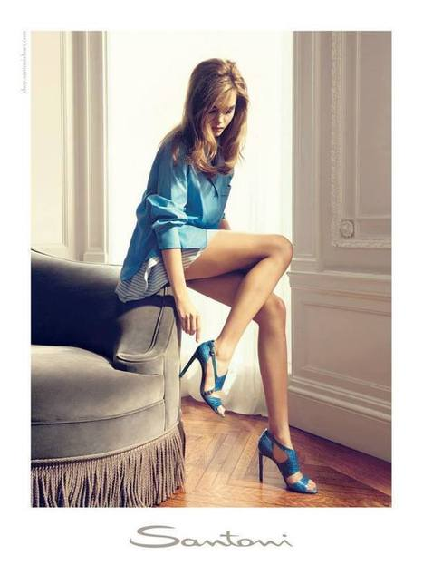 Santoni Shoes Spring/Summer 2014 Campaign | Le Marche & Fashion | Scoop.it