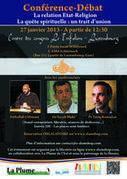 Billetterie : Conférence de Tariq Ramadan et FethAllah Othmani (Luxembourg le 27/01/2013)   Librairie Musulmane   Scoop.it
