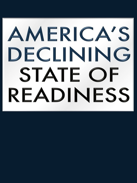 America's Declining State of Readiness | Public Policy Suggestions | Scoop.it