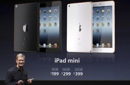 Marzo 2013, lanzamiento del iPad 5 y iPad mini retina | Apps, Softwares y Web 2.0 | Scoop.it