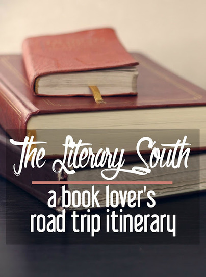 The Literary South: A Book Lover's Road Trip Itinerary | Literature & Psychology | Scoop.it
