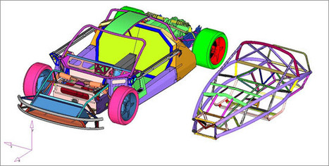 Diving Deeper into Vehicle Development Using Finite Element Analysis | FEA Analysis | Scoop.it